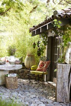 charming little patio