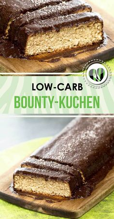 Der Bounty-Kuchen ist Low Carb und glutenfrei. Zudem ist er auch noch einfach zu Backen. Außerdem ist er Miprofrei und zuckerfrei.
