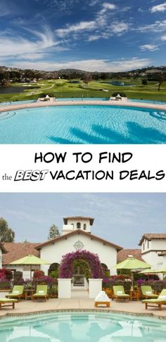 How to Find the Best Vacation Deals #mygroupongetaway