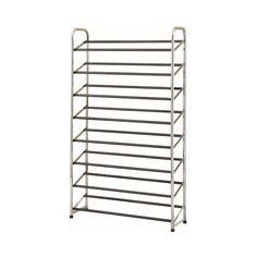 20 pair metal wall mounted shoe racks/metal shoe rack