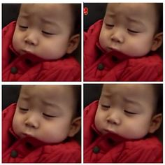 Sleepy Minguk | The Return of Superman I Miss You Guys, Superman Baby, Song Daehan, Song Triplets, Baby Songs, Baby Pictures, Kids Toys, Cute Babies, Parenting