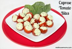 If you like tomatoes, basil, and mozzarella cheese, you will love caprese tomato bites, a new twist on the caprese salad. All the fresh, wonderful flavors are mixed together in one scrumptious bite! Aubrey was at my house and before we knew it, the plate was empty! Caprese tomato bites would be an awesome appetizer, …