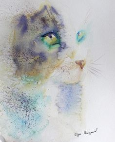 Watercolors by Olga Peregood