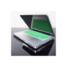 "TopCase GREEN Keyboard Silicone Cover Skin for Macbook 13"" Unibody / Macbook Pro 13"" 15"" 17"" with TOPCASE® Logo Mouse Pad $1.99"