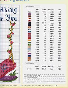 GRAFICOS SODA COREA ,,, SUPER LINDOS (pág. 17)   Aprender manualidades es facilisimo.com