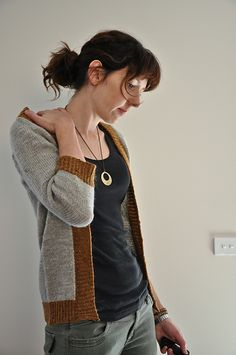 Ravelry: Project Gallery for Mama Vertebrae pattern by Kelly Brooker