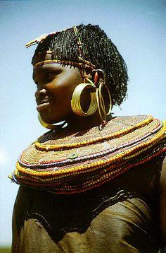Pokot Mother from Kenya