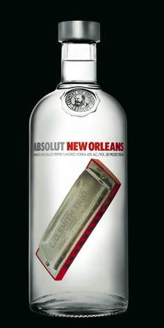 Absolut New orleans - we can't get this in Ohio anymore but it is 100% AMAZING!