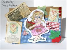 Hello Visitors!   As you know I have a passion for Joy! Crafts products so when I saw the One Day Special on Hochanda I decided to go for it...