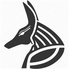 Image result for anubis symbol