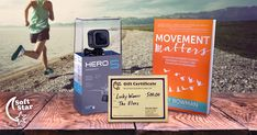 Enter to win a GoPro Hero5 Session camera, a $500 gift card to Soft Star shoes and a copy of Movement Matters!