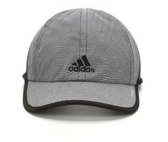 d30d67fb75e36 Adidas Climalite Reflective UPF 50 Baseball Cap. Stay visible while looking  cool with the Adidas