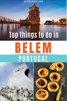 Use my guide to the best things to do in Belem to discover the ancient and modern secrets of Lisbon through its monuments and museums. Visit Portugal, Portugal Travel, Romantic Vacations, Romantic Travel, Belem Portugal, Europe Destinations, Honeymoon Destinations, Stuff To Do, Things To Do