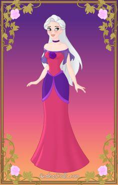 Rainbow Dash Love is in Bloom by on DeviantArt Green Homecoming Dresses, Azalea Dress Up, Rocker Girl, Doll Painting, Dress Up Dolls, Warrior Princess, Rainbow Dash, Princesas Disney, Disney Art