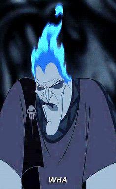 Hades is my favorite disney character Disney Pixar, Walt Disney, Hades Disney, Disney Hercules, Disney Villains, Disney And Dreamworks, Disney Animation, Disney Magic, Disney Movies