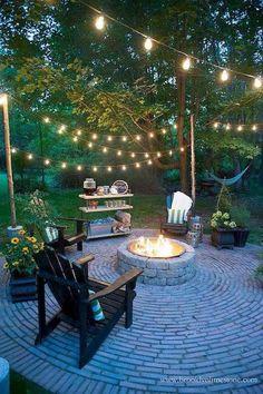 Best DIY Small Backyard Firepit Ideas and Designs for 2019 On a Budget firepiti. - Garden Design Ideas - Best DIY Small Backyard Firepit Ideas and Designs for 2019 On a Budget Best DIY Small Backyard Firepit Ideas and Designs for 2019 On a Budget