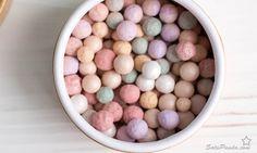 Couleur Caramel Enhancing Pearls пудра в шариках радуга