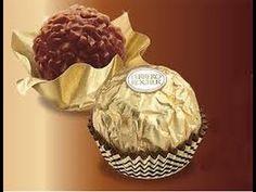 ¡Cómo hacer Ferrero Rocher Fácil! Con sólo 4 cosas - YouTube
