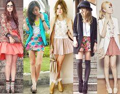 Style Equation: Blazer + Skirt