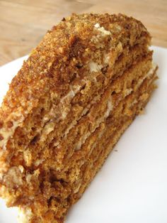 NAMI-NAMI: a food blog: A recipe for meekook aka Estonian honey cake