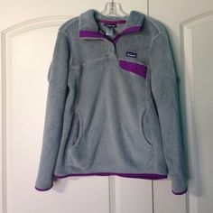 PATAGONIA Pullover Authentic Patagonia pullover. No signs of wear. Fits true to size (medium). Patagonia Tops Sweatshirts & Hoodies