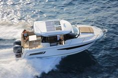 Merry Fisher 895 | Jeanneau Boats