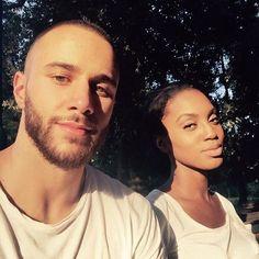 Keep calm and love interracial couples. Interracial Couples, Biracial Couples, Interracial Dating Sites, Interracial Wedding, White Boys Black Girls, Black Woman White Man, Black Love, Black Men, Mixed Couples