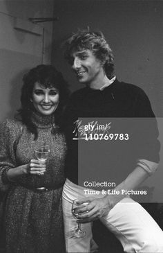 News Photo: Barry Manilow and Susan Lucci