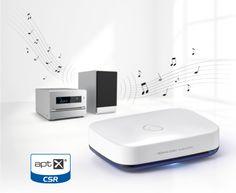 Música por Bluetooth em todo o lado com os recetores da One For All