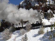 Cumbres & Toltec Scenic Railroad, photo copyright Antoinette Baca