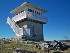 A Room With a View - Lookout Stations - National Forest Foundation