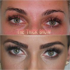 Kissable Complexions: The Bride Guide: Brow Makeovers. The 'Megan Fox' brow and a how-to with products listed an everything. // Sam Patterson x samjpat x