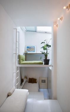 6 | This Tiny Apartment Is So Tall And Skinny, You Need Ladders To Move Around | Co.Exist | ideas + impact
