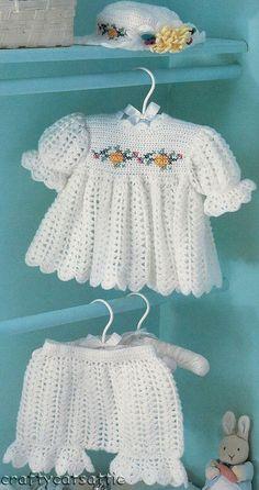 yazlık örgü bebek elbiseleri - Google-søgning