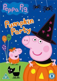 Peppa Pig & George pumpkin | Hand painted pumpkins 2012 ...