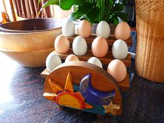 Backyard eggs... To chill or not to chill - great article from a local woman with chickens that explains why you have to refrigerate eggs from the store but not the ones from your backyard.