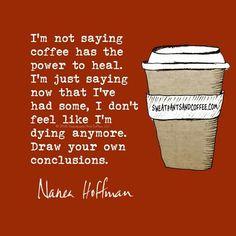 The health benefits of geetering. Geetered coffeeFIEND.