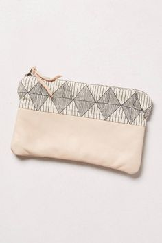 Campania Pouch - anthropologie.com
