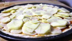 potatoes pizza the recipe on sientatealamesa.bogspot.com.es