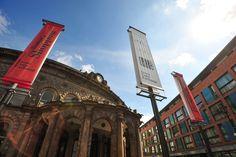 Leeds Corn Exchange from Call Lane. Leeds Corn Exchange, Broadway Shows, City, Places, Cities, Lugares
