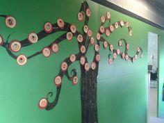 l'arbre de la tardor
