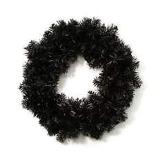 Darice Colorado Pine DIY Halloween Wreath - 160 Tips - Bl... https://www.amazon.com/dp/B00NCM4MGG/ref=cm_sw_r_pi_dp_x_b-g3xb9EHC0PX