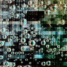 'bubbelsquare' von portfolio4foe bei artflakes.com als Poster oder Kunstdruck $27.72
