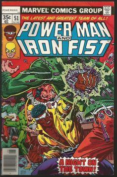 Power Man and Iron Fist #103 ~ VERY FINE VF ~ 1984 Marvel COMICS