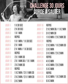 Yoga Fitness Plan - Challenge - Corde à sauter - Get Your Sexiest. Body Ever!…Without crunches, cardio, or ever setting foot in a gym!