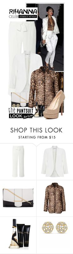 """""""The Pantsuit"""" by shortyluv718 ❤ liked on Polyvore featuring Derek Lam, Dorothy Perkins, Miss Selfridge, Kardashian Kollection, Rihanna, celebstyle, contestentry and thepantsuit"""