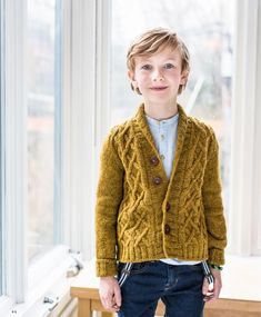 BT Kids Lookbook // from Brooklyn Tweed  BT Kids: Classic Knitwear Designs for Little Ones