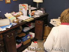 Office organization - this blog provides some basic steps to follow to organize your office.