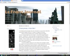 Le Franc Journal http://francjournal.blogspot.hu/