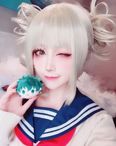 Anime : Boku no Hero Academia Char : Himiko Toga CN :… – manky-misfits Kawaii Cosplay, Anime Cosplay Mädchen, Cosplay Tumblr, Asian Cosplay, Cosplay Armor, Epic Cosplay, Cute Cosplay, Amazing Cosplay, Boku No Hero Academia